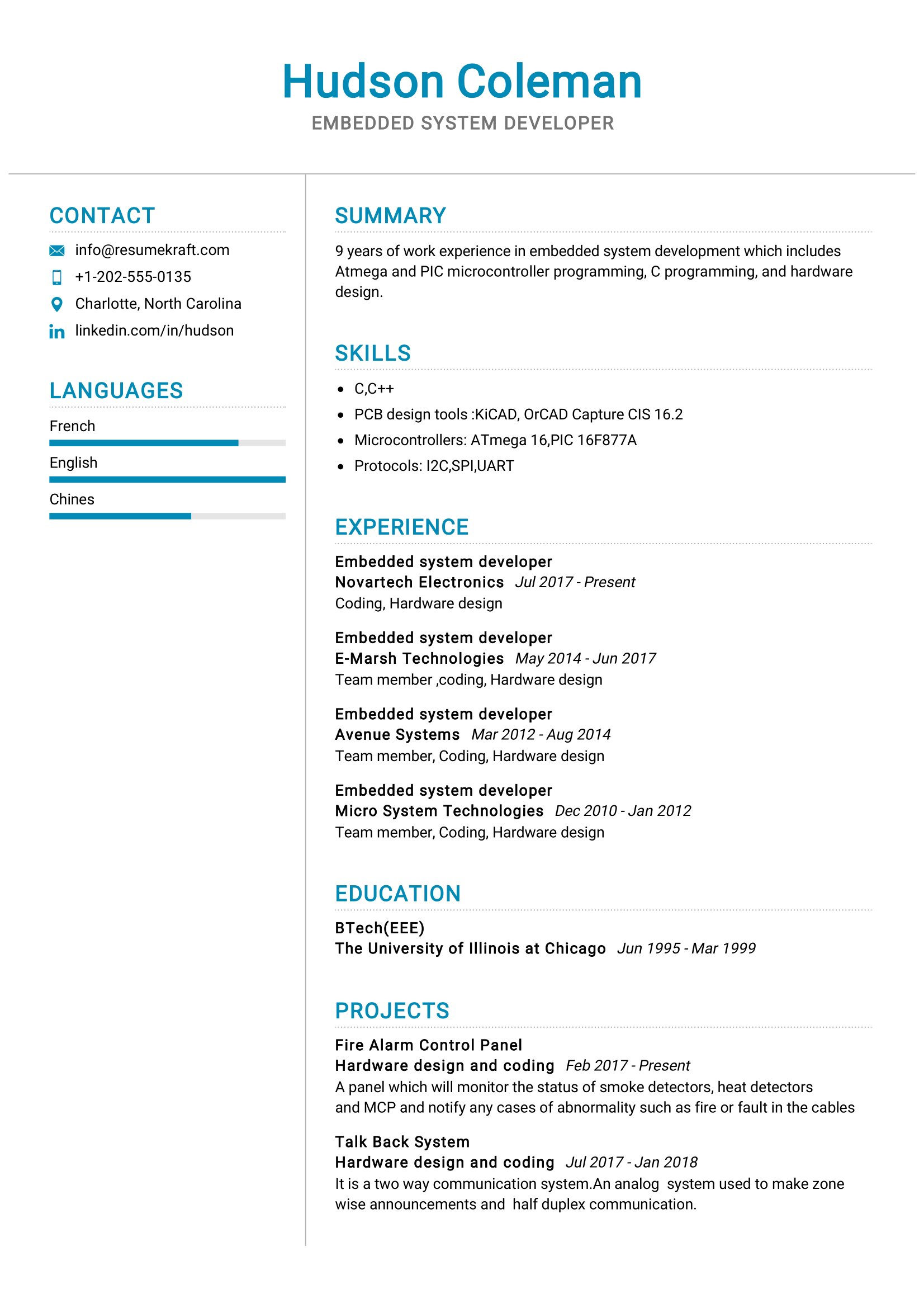 Filmmaker Resume: Examples and Guide for a Filmmaking CV