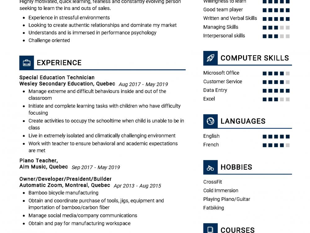 special education teacher resume sample 2021  writing
