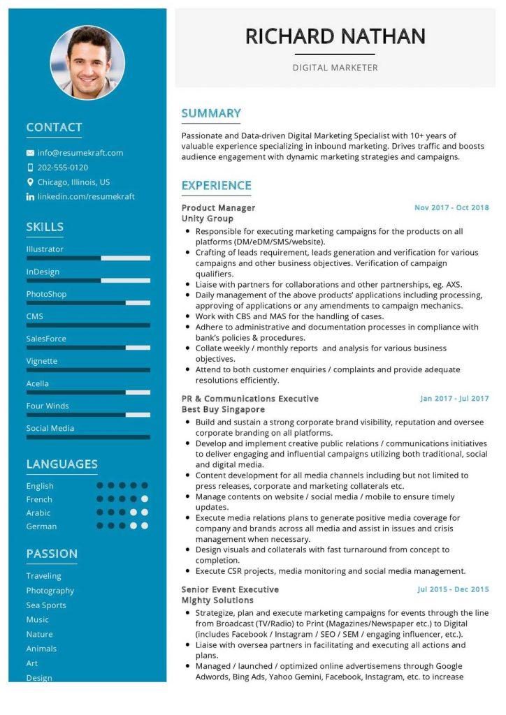 it resume samples  page 2 of 10 2021  resumekraft