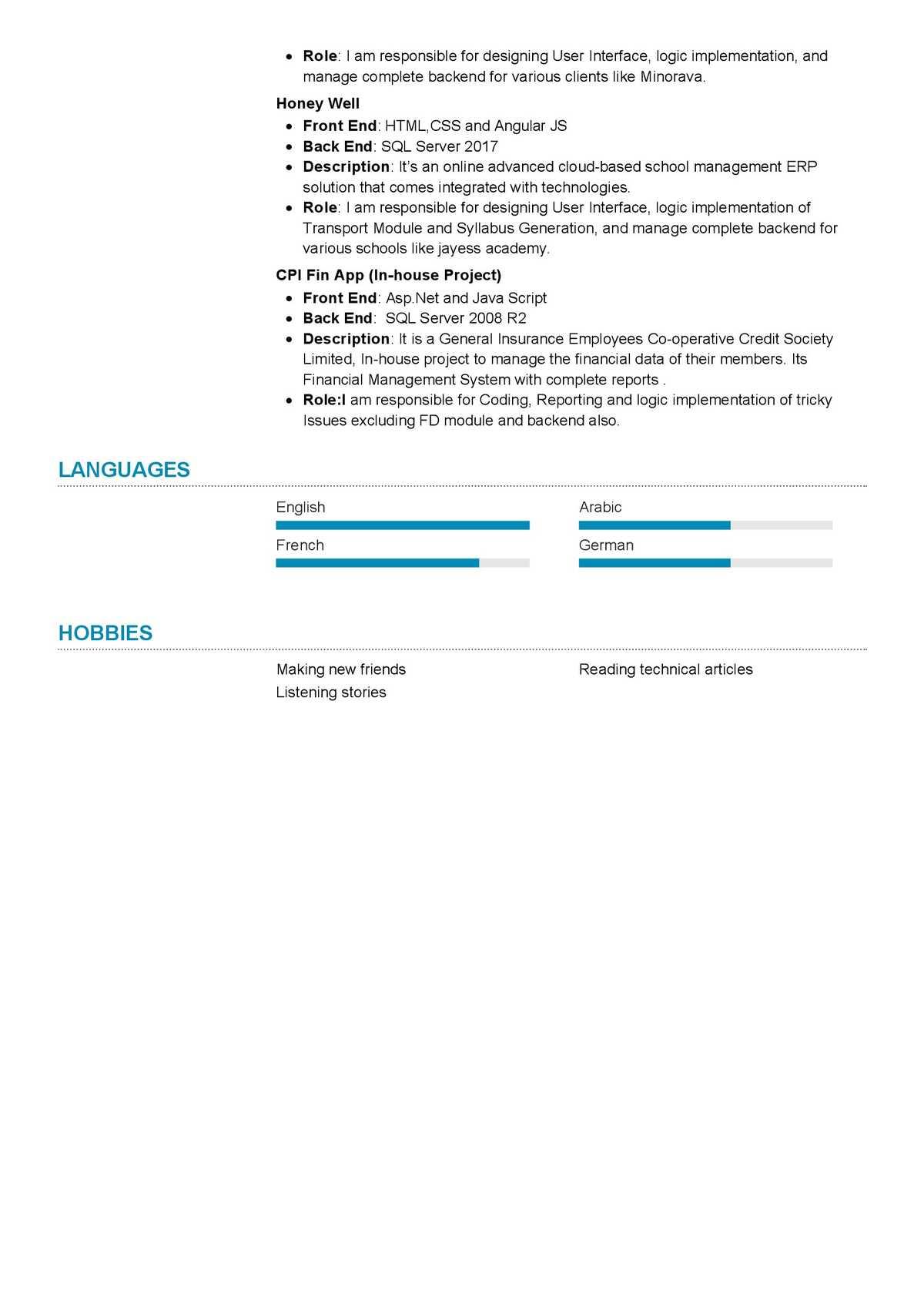 software project manager resume sample  resumekraft