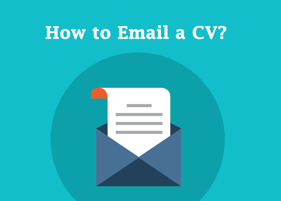 How to email a CV