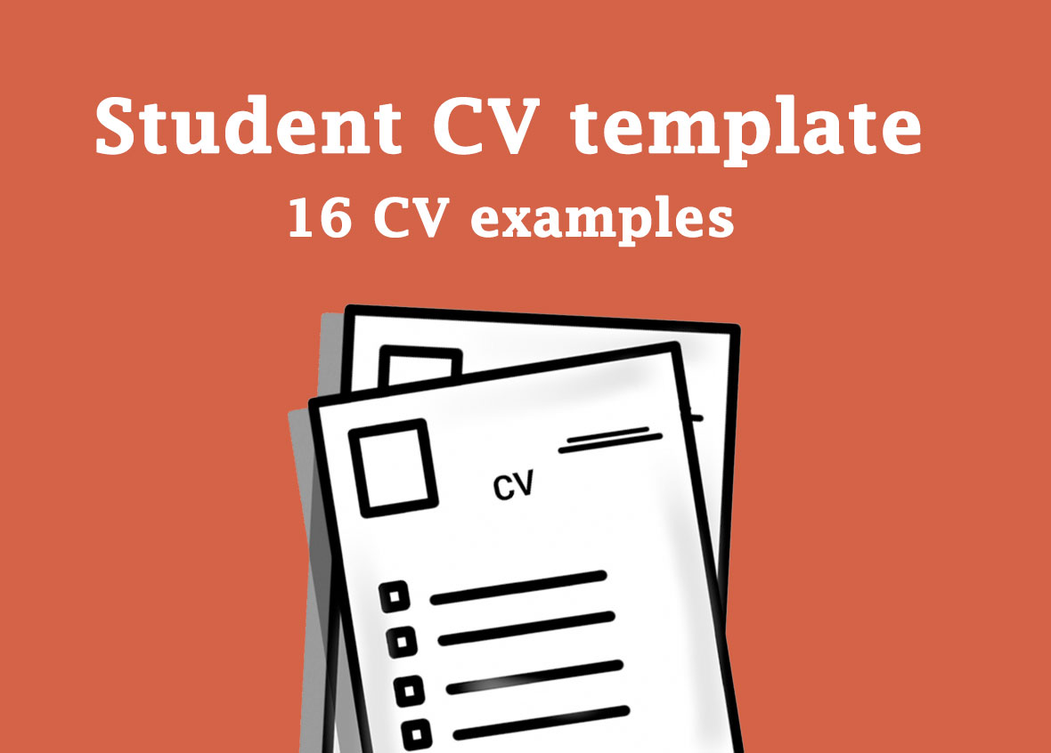 student-cv-template-with-16-examples