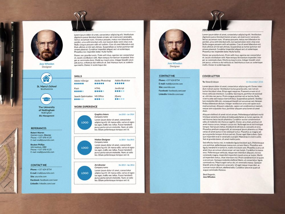 Free Resume Templates Professional