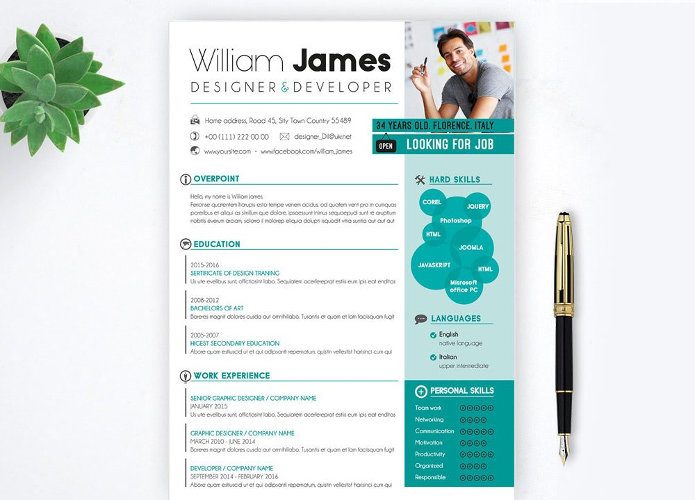 Best Free Resume Template
